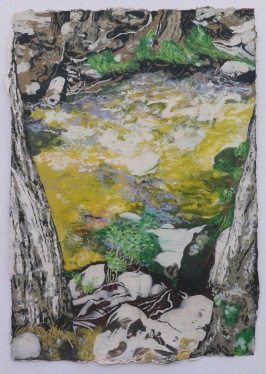 Sierra Stream 120 x 86 cm, in China now
