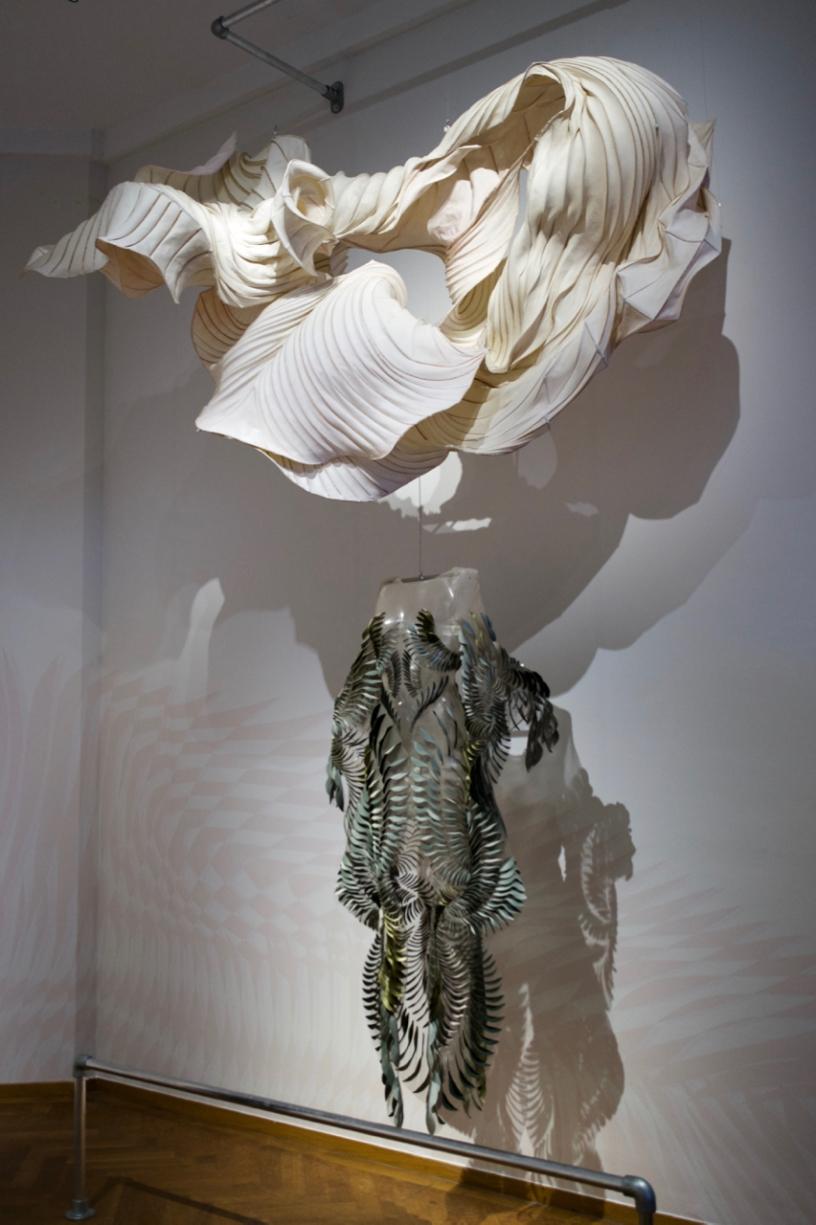 Peter Gentenaar en Iris van Herpen Gemeente Museum