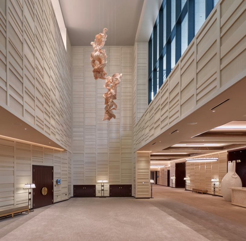 Mandarin Oriental Hotel, Doha, Qatar – Version 2