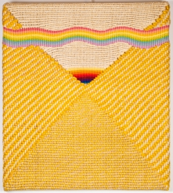 39 Love Letter 36 x 40 x 2 cm 1976