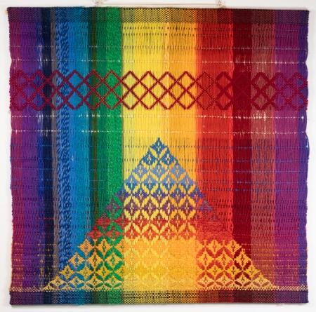 Pyramide 88 x 88 cm 1975