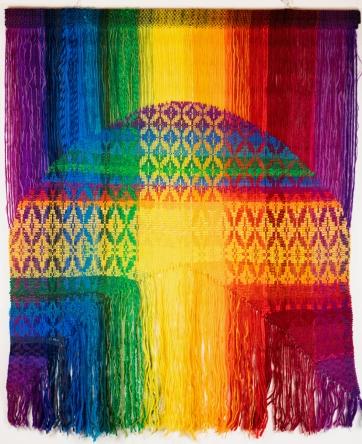 Star Rainbow 84 x 108 cm 1975
